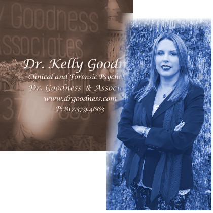 Images of staff members of Dr. Goodness and Associates psychology clinic